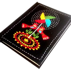 Black color boishakhi Nakshi Notebook