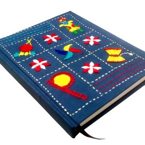 Blue Color Nakshi boishakhi Notebook