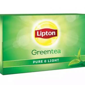 Lipton Green Tea Bag - 50pcs