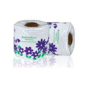 Toilet Tissue Basundhara - 4pcs