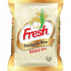 Fresh Chinigura Polaw Rice - 1kg