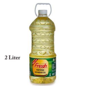 Fresh Soyabean Oil – 2ltr
