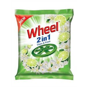 Detergent powder- Wheel 1kg