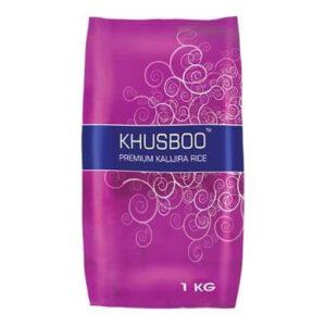 Khusboo Premium Kalijira Rice (1kg)