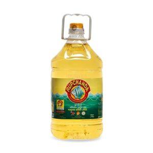 Rupchanda Soybean Oil 5ltr