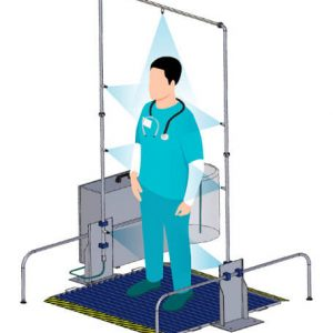 Human Sterilizer Gate
